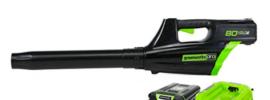Greenworks Pro 80 Volt Leaf Blower